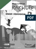 Parachute Cahier de Xercices 2