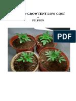 Projeto Grow Baixo Custo Felpzen