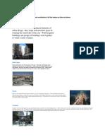Elements of Urban Design