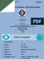 PIIAI+ RETENSIO PLASENTA+ SYOK HIPOVOLEMIK_1