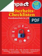 Sicherheits-Checklisten
