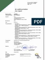 NMi-11200858-01-CT class 1 & 0.5S or B & C-1