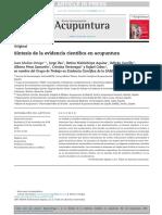 Sintesis Acupuntura - Articulo Nov 2018