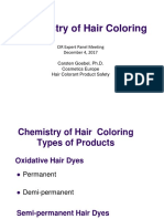 Chemistry of Hair Coloring - Carsten Goebel