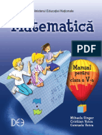 Manual Matematica Clasa 5 Ed.idee