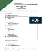 paper 1 SPM