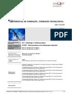 521057 Eletromecnicoa de Manuteno Industrial ReferencialEFA