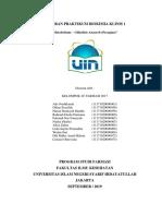 laporan praktikum biokimia klinis