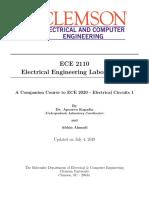 ENA lab manual