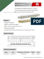 JPX04-BLK-10 Protector Block Datasheet (01)