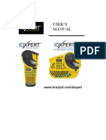 IDXpert User Manual Rev B