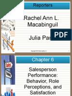 Chapter 4 Sales Management