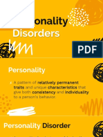 5 Personality