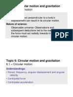 Topic 6.1 - Circular motion.pptx