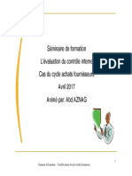 3.Formation Contrôle Interne