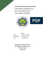 Proposal PTK PBL