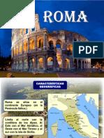 Roma etapas
