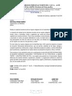 Carta Para Bolivia (1)