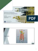 02a Offshore Platform Structural Components