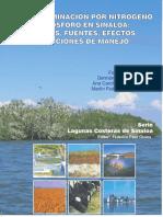 La Contaminacion Por Nitrógeno y Fósforo en Sinaloa