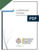 La Perfección Humana