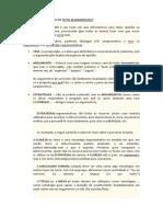 Características-Texto Argumentativo (1)