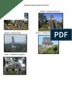 5 Templos Principales Del Parque Nacional Tikal