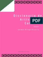 Diccionario de artisas en colombia.pdf