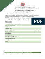 SEA-TVET Company Supervisor Evaluation Form (2nd Batch).docx