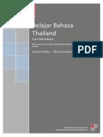 Belajar Bahasa Thai - Cara Membaca.pdf