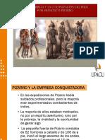 La Conquista y Colonizacion