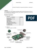 IoT Lab Manual