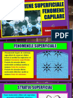 Fenomene superficiale, capilare