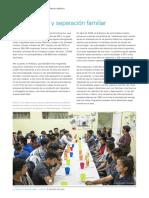 Unicef 2018 Detencion y separación familiar