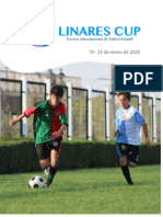 Dossier y Bases LinaresCup 2020