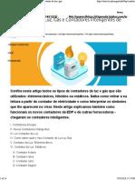 Novos contadores em Portugal