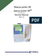 AJ30, AJ30ND Service Manual Rev1.0