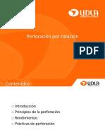 Tema 3.2 Perforación Por Rotación[1]