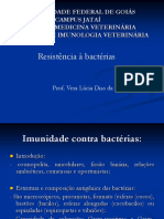 Resistência bactéria 2