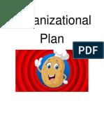 Organizational Plan(Potato)