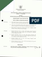 Peraturan Kepala LAN Nomor 5 Tahun 2009 Tentang Pedoman Penulisan Modul Pendidikan Dan Pelatihan
