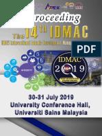 eproceeding IDMAC2019