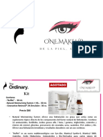 Catalogo the Ordinary 4