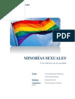 Minorías Sexuales
