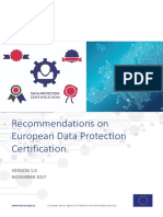 WP2017 O 2 1 1 GDPR Certification