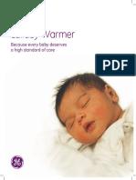Lullaby Warmer Brochure 2016