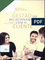 Livro - Gestão de Relacionamento Com o Cliente