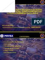 EVALUACIÓN INTEGRAL DE FALLAS EN EL SISTEMA DE ENFRIAMIENTO DEL TURBOCOMPRESOR T-4 DE LA PLANTA COMPRESORA SANTA ROSA II, VENEZUELA