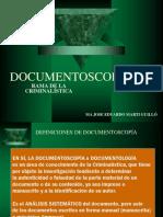 Documentoscopía Marti Guillo