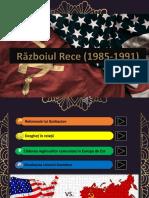 Războiul Rece 1985-1991